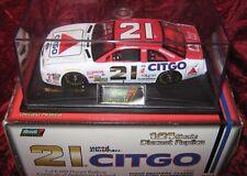1997 Michael Waltrip #21 Citco 1:24 Scale Diecast Ford Thunderbird (2017-137D)