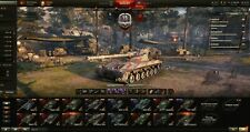 Summer sale World of tanques account 18tx 8t8 premium 23mil+ Wot cuenta acc