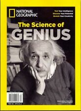 National Geographic Magazine The Science of Genius Time Special 2018