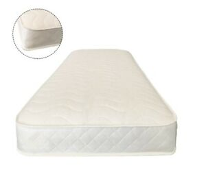 Memory Coil Mattress in a Box 3ft Single 4ft Small Double 4ft6 Double 5ft King