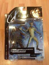 El ataque x Alien + cavernícola figuras FILES MCFARLANE TOYS serie 1 Nuevo