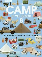THE CAMP STYLE BOOK vol.8 / GO OUT magazine Special Issue / from Japan
