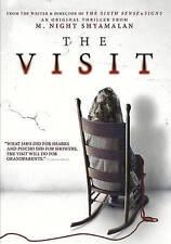 M. Night Shyamalan The Visit (DVD, 2016) CULT HORROR