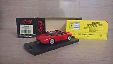 FERRARI 348 TS 1989 SCALA 1:43 BANG ROSSO/RED MADE IN ITALY