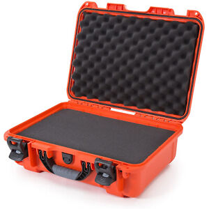 Nanuk 925 Waterproof Protective Hard Carrying Case with Foam Inserts, Black