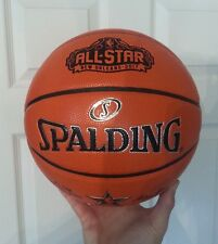 NBA 2017 NEW ORLEANS ALL STAR REPLICA GAME BALL BASKETBALL SERIES ANTHONY DAVIS