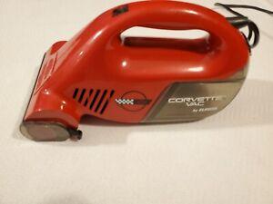 Eureka Red Corvette Vac Model 52 Type A 25 Foot Cord Car Vacuum cleaner Shopvac