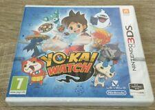 Yo-Kai Reloj 3DS0 2DS (2016, Nintendo 3DS) juego BNIW 7+ Niños Regalo Nuevo Diversión Familiar