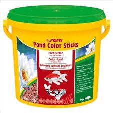 Sera Pond Colour Sticks 550g