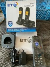 BT 1700  NUISANCE  CALL BLAOCKER   SINGLE PHONE