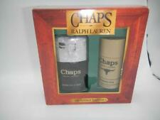 Chaps Ralph Lauren Cologne SPLASH 1.8oz + Deodorant Stick 2.75oz Gift Set Spirit