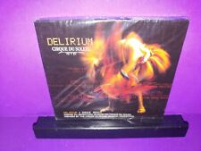 DELIRIUM CIRQUE DU SOLEIL CD - BRAND NEW! A250/B15/B492