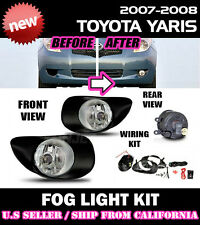 [complete] FOG LIGHT KIT for Toyota 06 07 08 Yaris Liftback SWITCH WIRING
