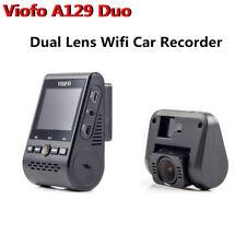Viofo A129 Duo Front & Rear 140° Wi-Fi GPS Car Dash Cam Recorder Parking Mode