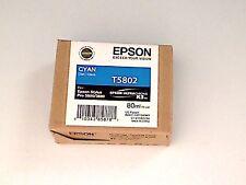 NEW ORIGINAL epson stylus pro 3800/3880 T5802 CYAN