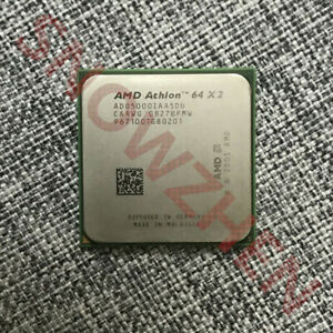 AMD Athlon 64 X2 5000+ CPU ADO5000IAA5DU 2.6GHZ Dual Core Socket AM2 Processor