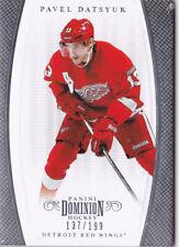 11-12 Dominion Pavel Datsyuk /199 Red Wings Base 2011