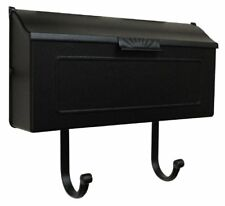 Special Lite Products Shh-1006-blk Horizon Horizontal Mailbox Black