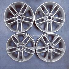 706A Used Aluminum Wheel - 15-16 Ford Edge,18x8