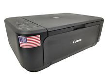 Refurbished! Canon PIXMA MG3520 Black Wireless All-In-One Inkjet Printer