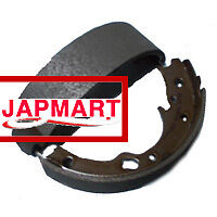 MITSUBISHI/FUSO ROSA BUS BE64DJ ROSA BUS 2012- HAND BRAKE SHOE SET 3012JMG2
