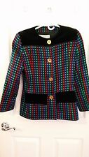 Givenchy Mulit-colored Blazer - Size 4