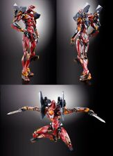 -=] BANDAI - METAL BUILD Neon Genesis Evangelion EVA-02 Production Model [=-