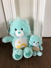 Wish Bear Talking Plush & Mini Plush
