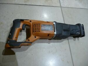 RIDGID R854 24V CORDLESS RECIPROCATING SAW TOOL ONLY