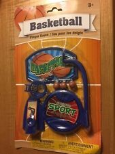 Basketball Table Top Finger Game - Great for Children Over 3 - Table Top Fun!