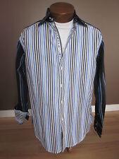 Men's Robert Graham Men's Long Sleeve Shirt -  Size M