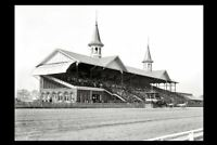 1901 Kentucky Derby PHOTO, Churchill Downs Racetrack, Horse Racing HIS EMINENCE