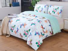 Luxury 100% Egyptian Cotton Duvet Quilt Cover & Pillowcase Bedding Set All Sizes