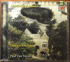 Alexander Agricola: A Secret Labyrinth [Paul Van Nevel - Sony SK60760 - 20bit]