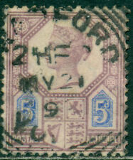Great Britain Sg-207, Scott # 118, Used, Very Fine, Great Price!