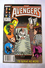 "The Avengers Issue #280 ""Faithful Servant"""