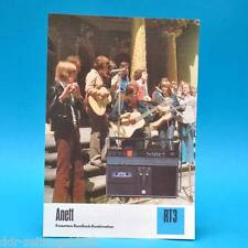 Anett Kassetten-Rundfunk-Kombination DDR 1974 | Prospekt Werbung DEWAG RT3