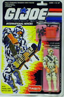 Storm Shadow GI Joe Action Figure (on VERY creased cards) by Funskool