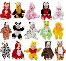 Baby Kids Toddler Cartoon Bodysuit Romper Jumpsuit One-Piece Fancy Dress Costume