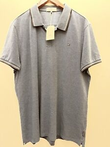 Ben Sherman Mens Polo Navy Blue Size XXL Brand New with tags