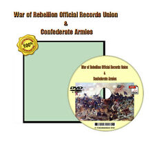 The War of the Rebellion: A Compilation of the Official Records of the Union DVD