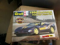 Revell 1998 Corvette Indy 500 Pace Car BRAND NEW IN BOX