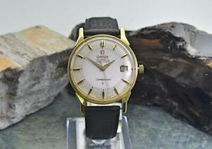 Vintage Omega Constellation Ref 168.005 Cal 561 24 Jewel Automatic Watch NoResrv