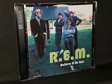 R.E.M. Rem 2 CD set Believe It Or Not Live in Philly 1983