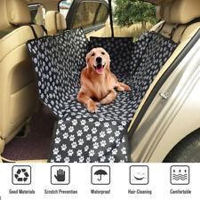 Manta protección para perros coche Funda de asiento trasero Impermeable