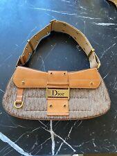 Original Dior Handtasche Tasche Diorissimo Monogram Logo Shoulder