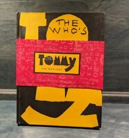 The Who's Tommy The Musical 1st w/ Collector's Edition CD Townshend