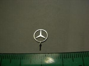 1/12 1/10 1/8 Mercedes Benz Star Mascot hood emblem badge MB Daimler sign