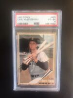 1962 TOPPS #425 PSA 4 CARL YASTRZEMSKI HOF BOS RED SOX— HOT CARD🔥*** (wph)