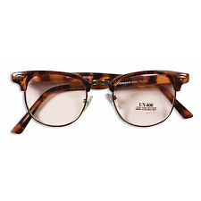 Retro Grandfathers 50s 60s Style Forum Costume Glasses